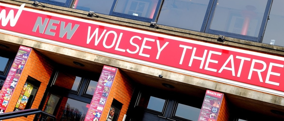 New Wolsey Theatre: MTN member since 2012